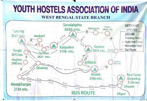 Trek Map